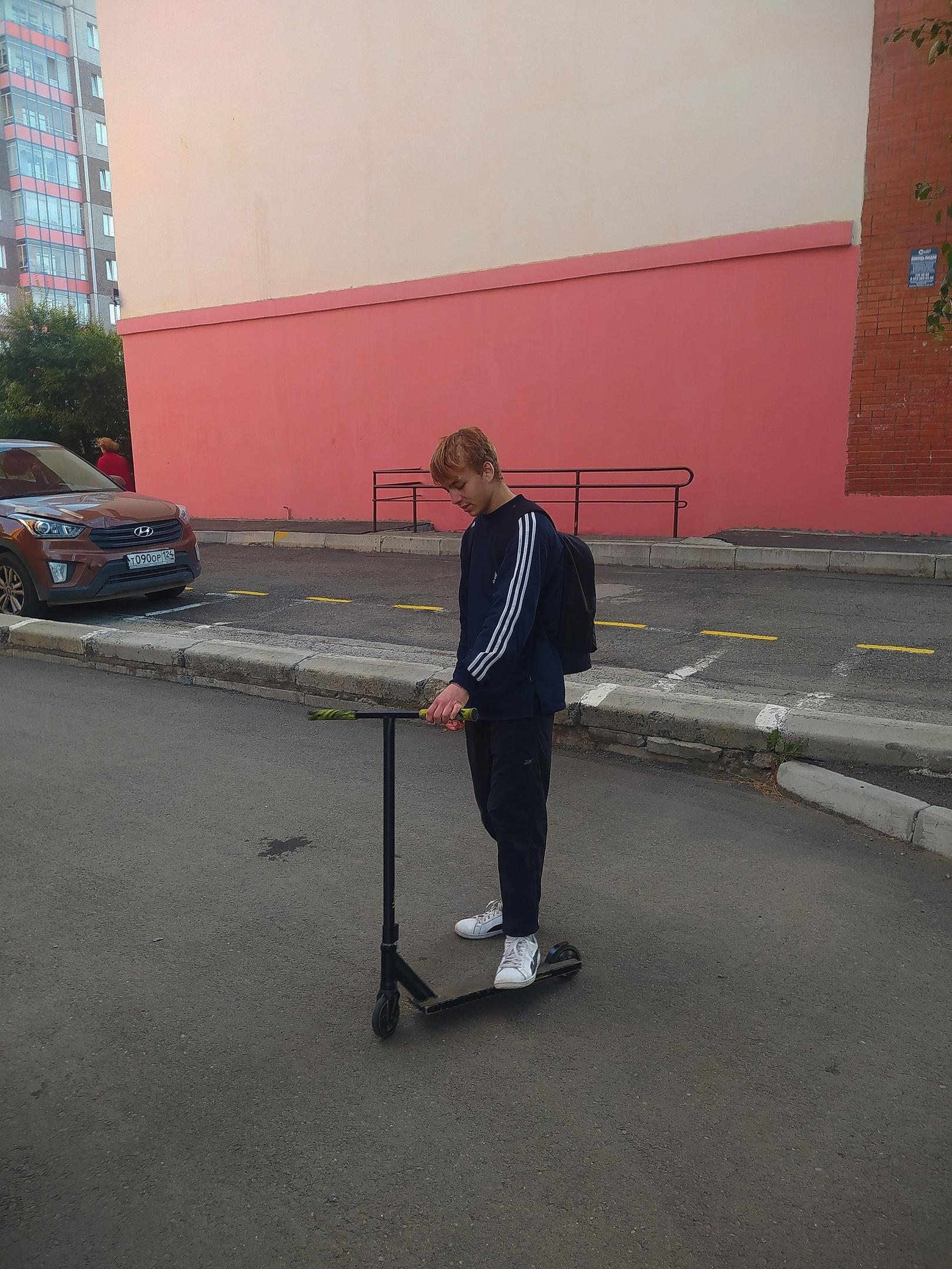Степан, 21, Krasnoyarsk