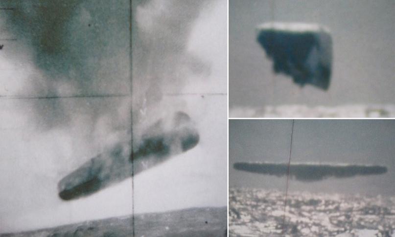 НЛО на глубине: тайна инопланетных подводных лодок, изображение №2