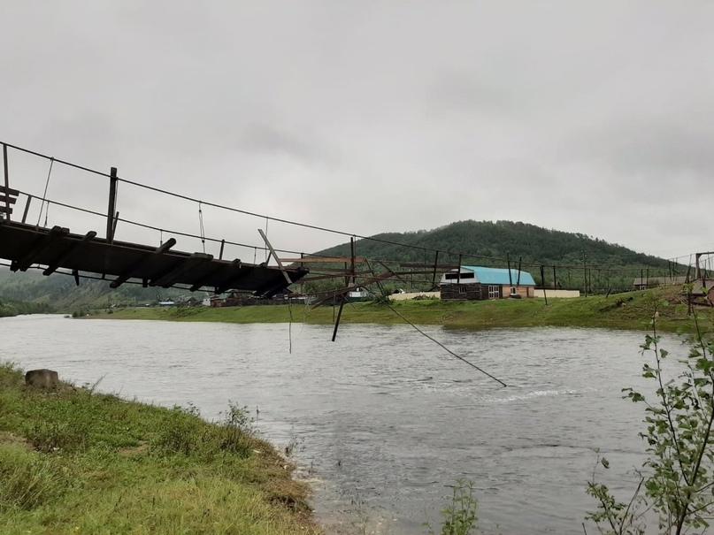 Власти Забайкалья начали искать подрядчиков для восстановления моста в Урюме