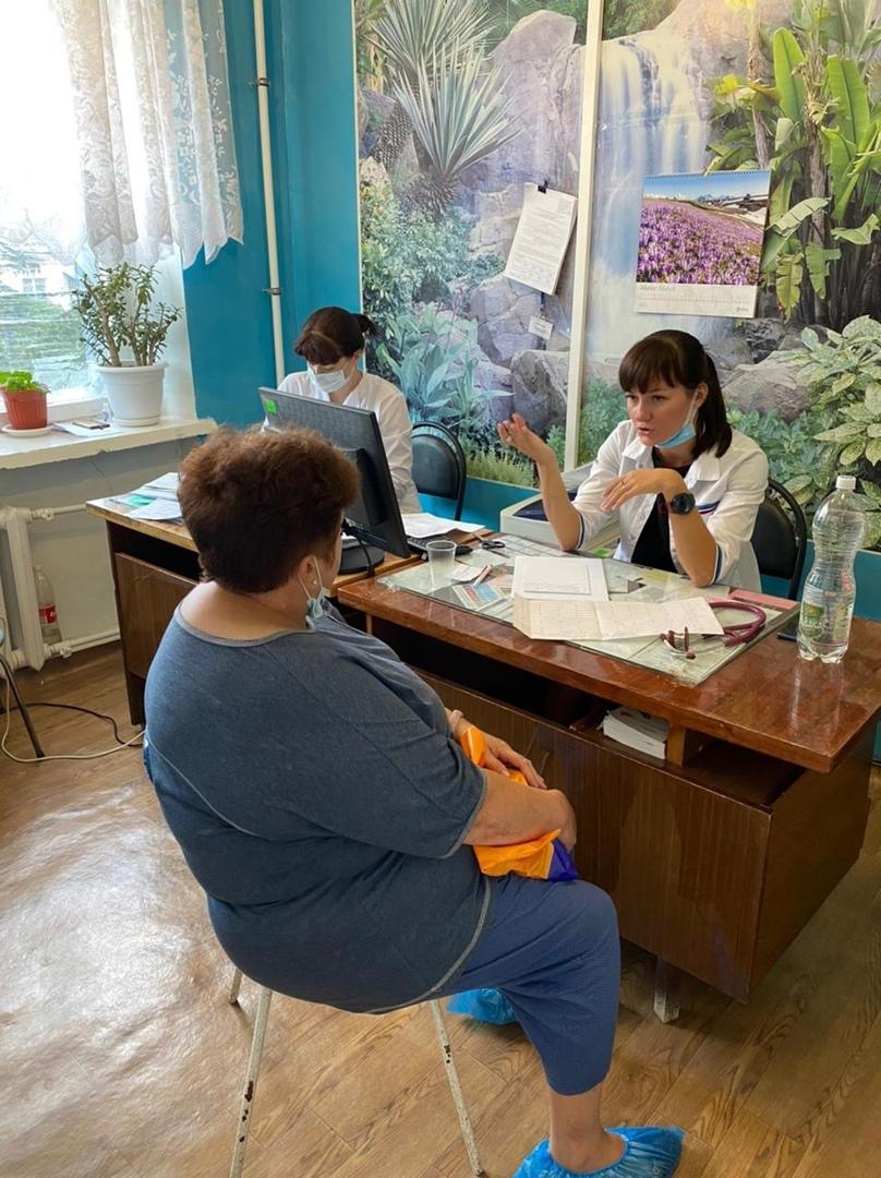 Специалисты клиник Саратовского медицинского университета провели приём в Петровской поликлинике