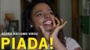 Cocielo x Justiceiros Sociais por Nando Moura! Racismo virou piada e politicamente correto
