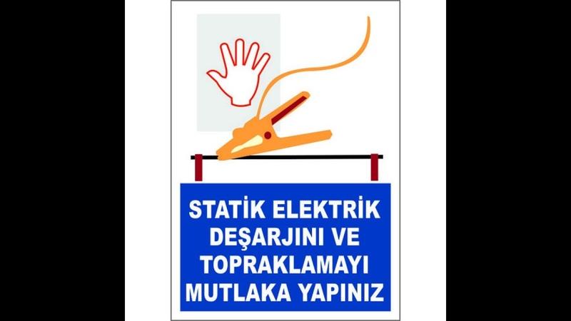 Statik elektrik nedir , çarpılma, yangın, parlama, patlama tehlikeleri nelerdir,