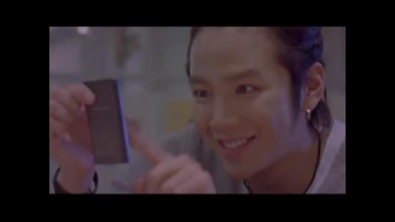 Jang Keuneun Suk • Touch Holic (Yepptic Haptic Love) Making Film CF MV