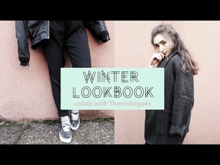Winter Lookbook // Collab with Thereshegoes