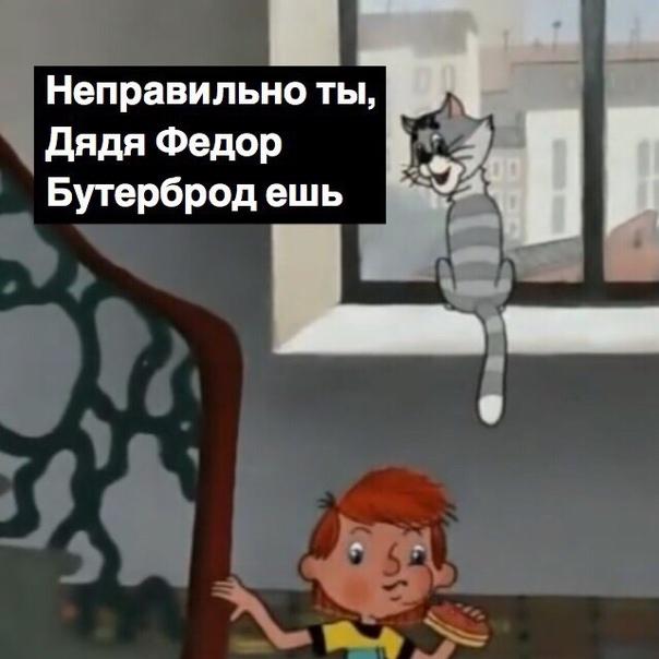 Картинка кот матроскин правильно говоришь