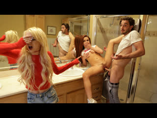 Kenzie reeves, vanna bardot - sharing my step sisters friend | brattysis.com sex incest threesome brazzers porn порно инцест