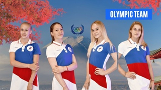 Team ROC for Olympic Tokyo 2021 - Women's Artistic Gymnastics