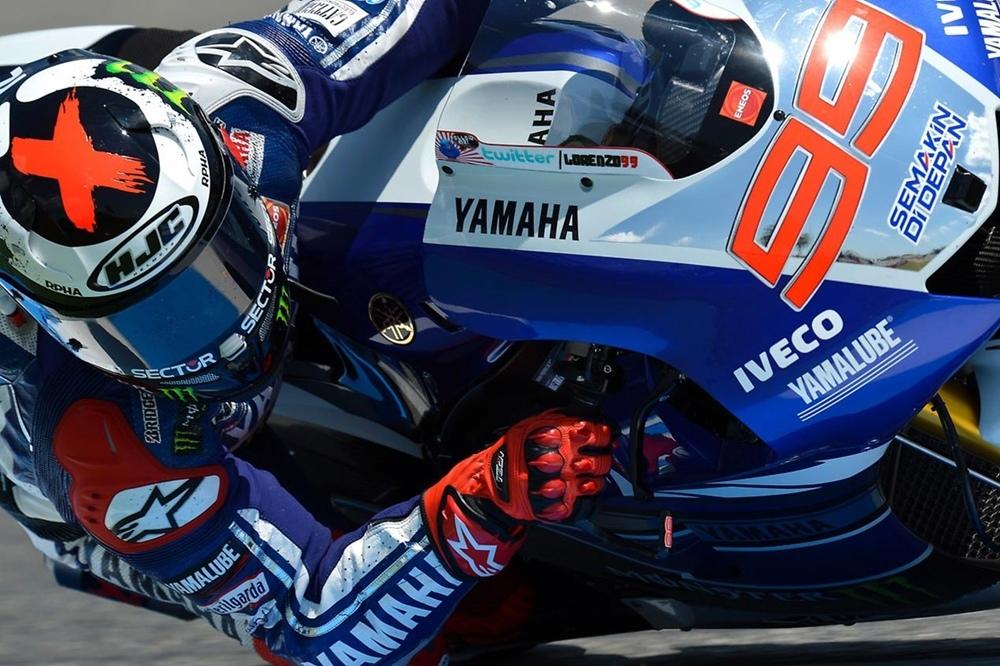 Yamaha подписала Хорхе Лоренцо как гонщика-испытателя