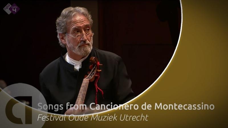 Songs from Cancionero de Montecassino La Capella Reial de Catalunya Hespèrion XXI Jordi Savall