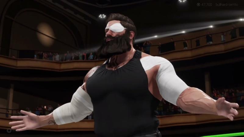 WWE2K19 Universe Mode ПОСЛЕДНИЙ РУБЕЖ Что осталось за кадром