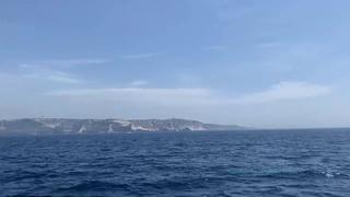 Самый лучший РЕЛАКС -Море и чайки, катер и звуки волн. Скажи ЖИЗНИ ДА!