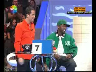Serkan Beatbox Show in Turkey TV-show with 50 cent