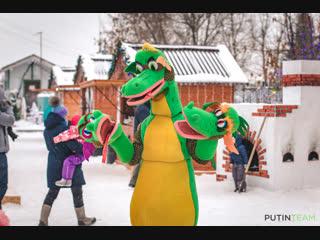 Рождественское чудо от Putin Team и Федерации бокса России