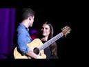 Darren criss lea michele - make you feel my love - lmdc tour, brighton 01.12.18
