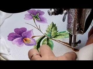 bordados a máquina antigua embroidery ricamo