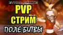 Пот и Кровь на поле боя PvP Стрим Blade Soul EvrialGaming