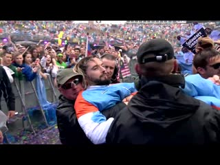 Best moments of salvatore ganacci - tomorrowland 2019
