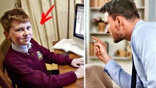 Родители думали, что их сын просто играет за компом... А спустя 2-года он взял их к себе на работу.