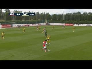Albert Sambi Lokonga vs Watford | Pre-season 21/22