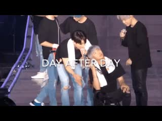 taehyung wanted to carry hoseok bridal style vhope (190324 ly in hk day 4)