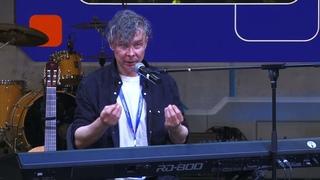 Мастер класс по современному вокалу от Александра Полякова. Педагогический стаж преподавания 30 лет