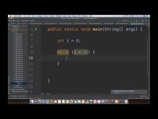 Java синтаксис - Урок 26 (Цикл While часть 2) - Автоматизация тестирования