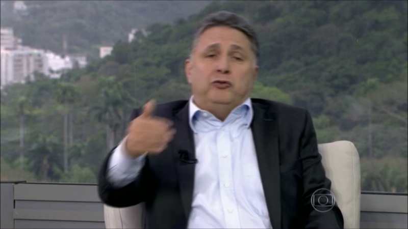 Anthony Garotinho diz que Rede Globo responde por sonegação fiscal e poio à Ditadura Militar