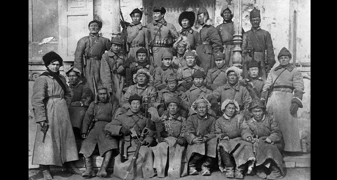 Китайские и монгольские интернационалисты