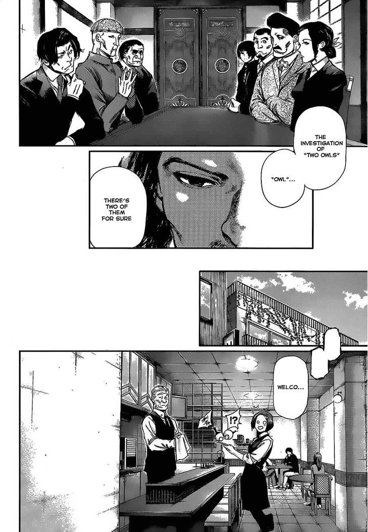 Tokyo Ghoul, Vol.12 Chapter 118 Opened Lock, image #15