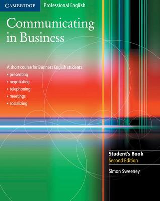 Simon Sweeney] Communicating in Business A Short