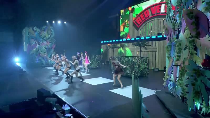 Red Velvet - Mr. E (REDMARE' 2nd Concert in Japan)
