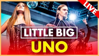 @Little Big - UNO Eurovision 2020 ( live @ Радио ENERGY)