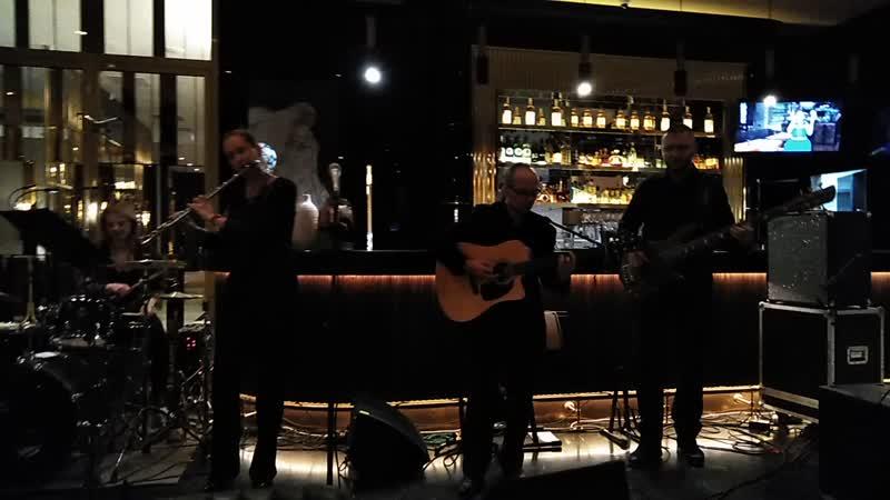 Lounge band Avenue beat Музыка из фильма Пираты Карибского моря Концерт в ресторане Марани
