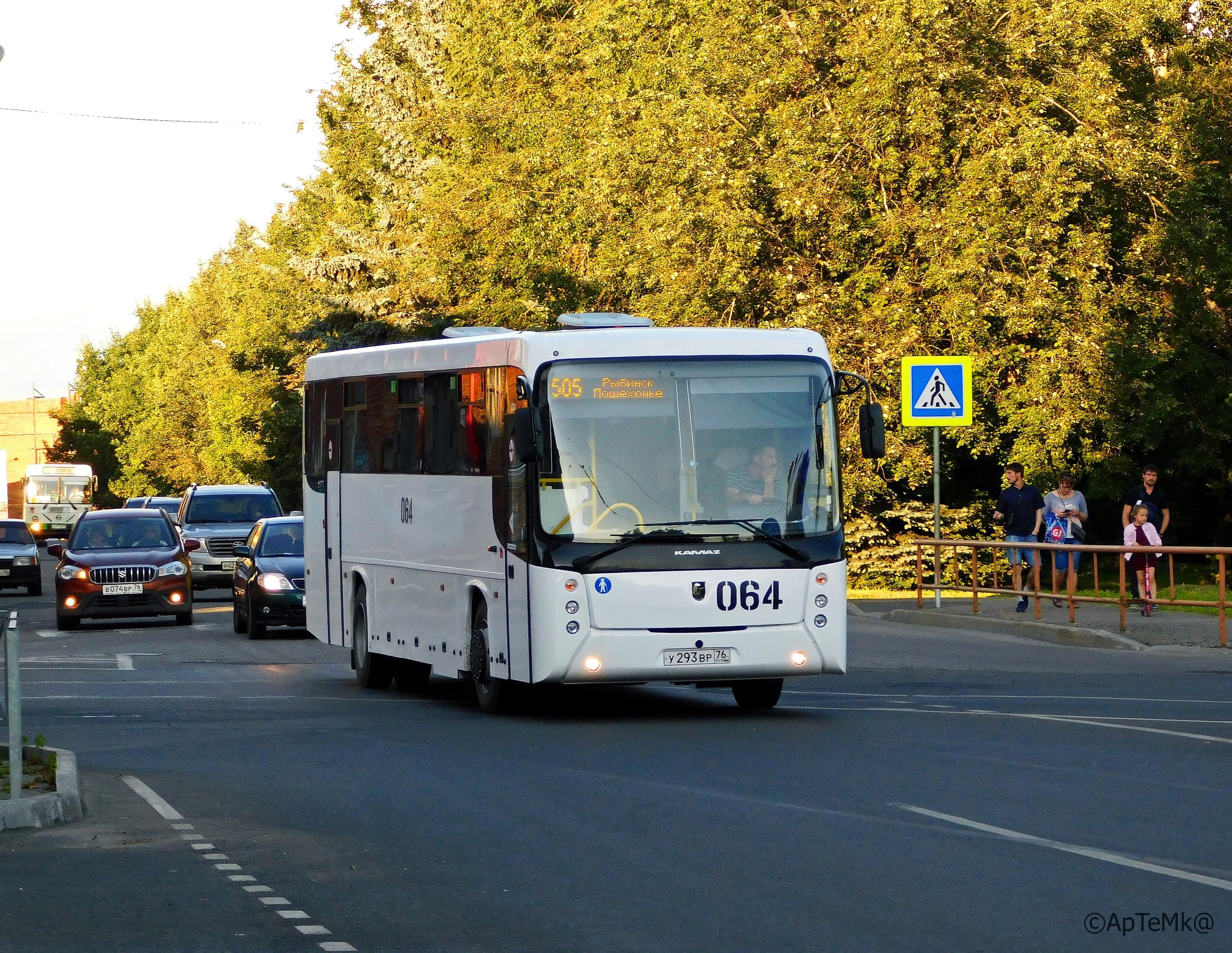 Автобус №505