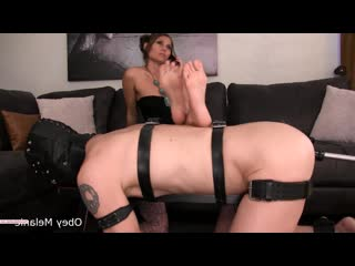 Obey Melanie - Thank mommie for taking away your orgasm
