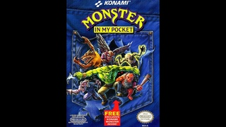 Monster in My Pocket. NES. No Damage Walkthrough