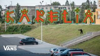Vans Europe Presents Karelia | Skate | VANS