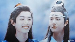 wei wu xian & lan wang ji (the untamed MV)   beautiful mess