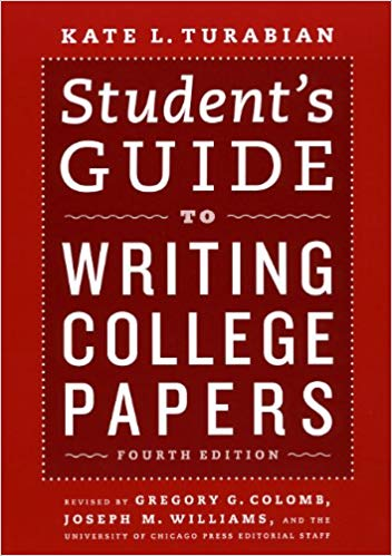 Writing College Papers by Kate L