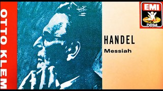 Handel - Messiah/Hallelujah Chorus (recording of the Century : Otto Klemperer)