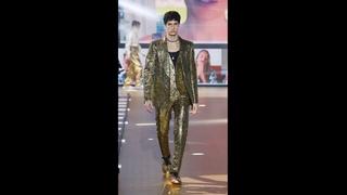 Adam Lambert's favorite fashion designer pieces for Fall 2021, Feb 18