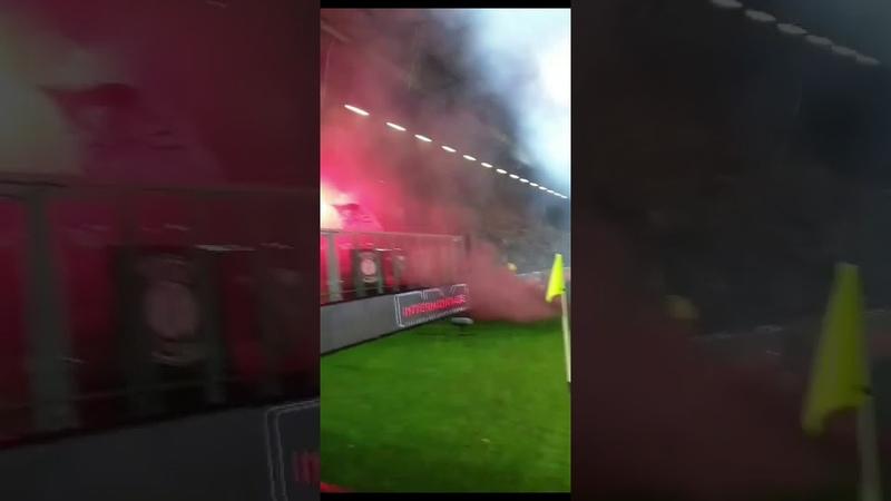 FC UTRECHT HOOLIGANS bij Go Ahead Eagles (Kwart-finale)