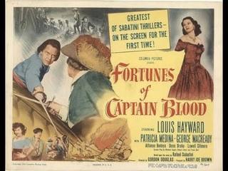 Cine Aventuras: La Fortuna Del Capitan Blood, 1950. Castellano