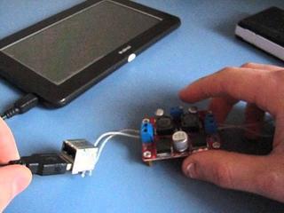 Зарядка от велосипедной динамо втулки с выходом на USB