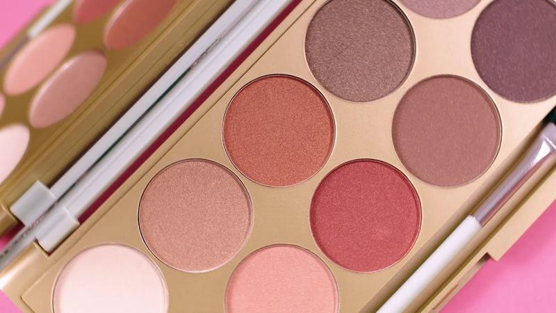 Палетка теней для век Celebrating Makeup подарок за первую покупку 16 2020