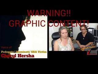 #Illuminati #Whistleblower #SRA Survivor Cheryl Hersha Interview, VL Reloaded W/ Jim & Angie