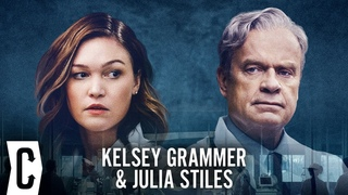 Kelsey Grammar and Julia Stiles on The God Committee, Frasier and Orphan: First Kill