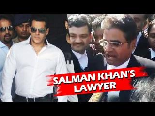 Salman Khan's LAWYER Hastimal Saraswat's INTERVIEW After Arms Act Case Verdict