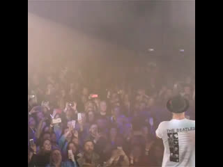 Душевное выступление Джастина Тимберлейка