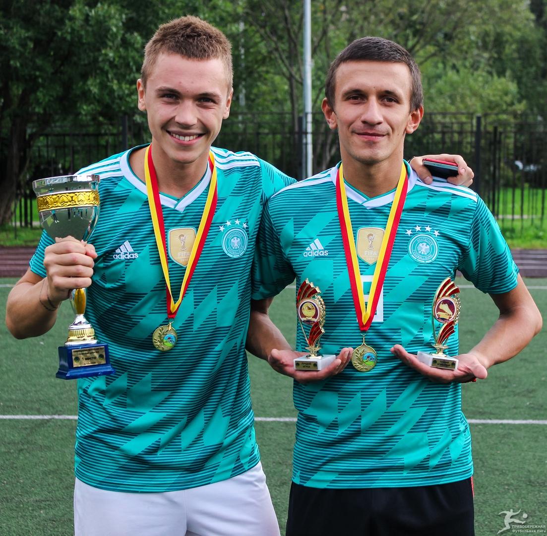 Егор Аипов и Виталий Золотенков (Майами) - победители 19-го Открытого кубка 6x6.